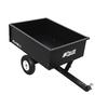 Lowes.com deals on Blue Hawk 10-cu ft Steel Dump Cart