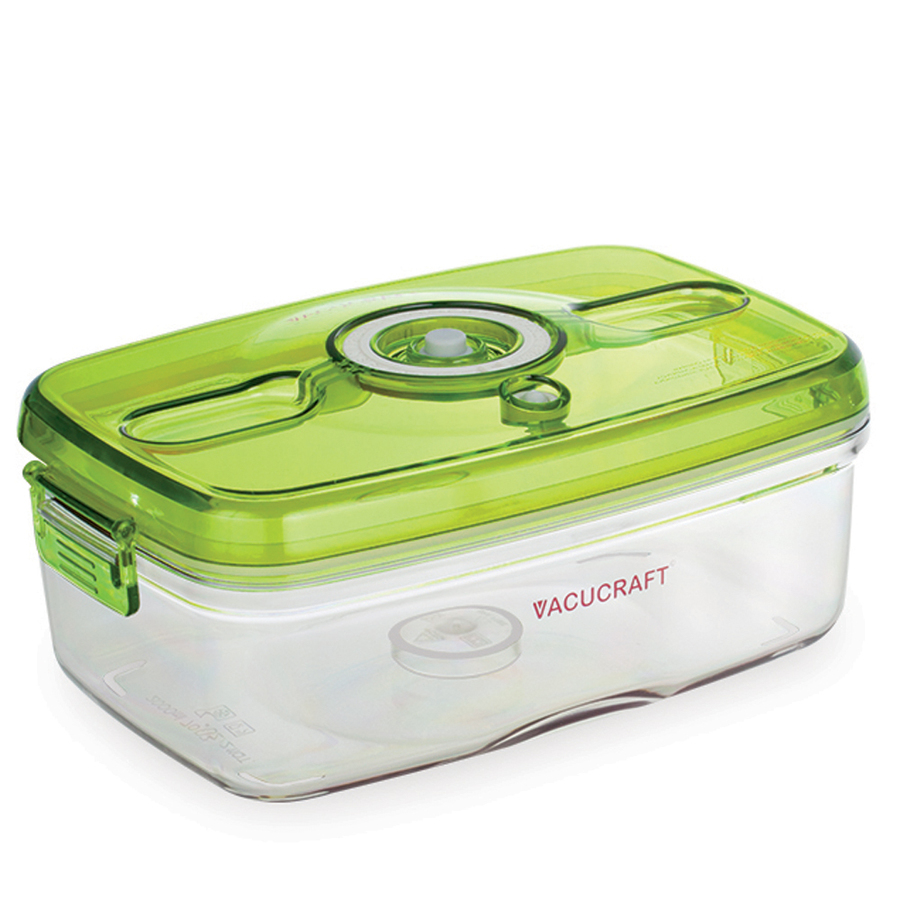 Shop Vacucraft Plastic Food Storage Container at Lowes.com