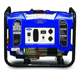 Ford 2,500-Running-Watt Portable Generator With Briggs & ...