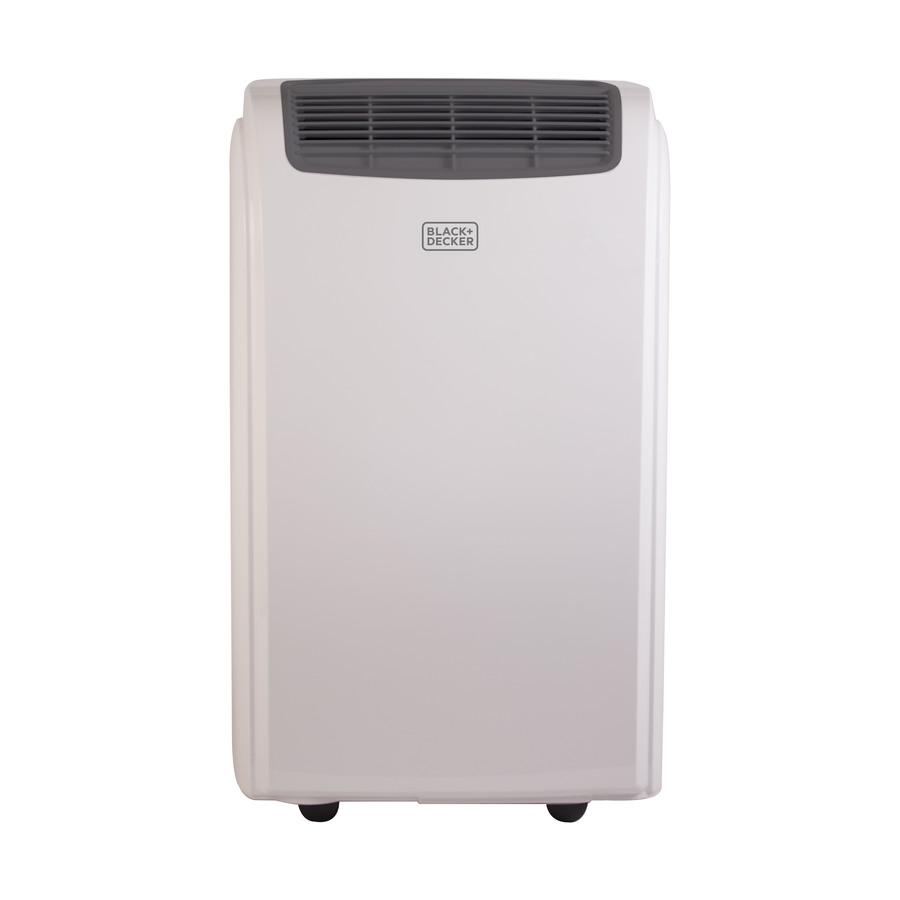 BLACK+DECKER 7500 BTU (14000 BTU ASHRAE) 115-Volt White Portable Air Conditioner with Heater   BPACT14HWT