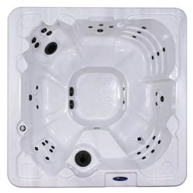 Qca Spas 7-Person Square Hot Tub Model 3 Sm