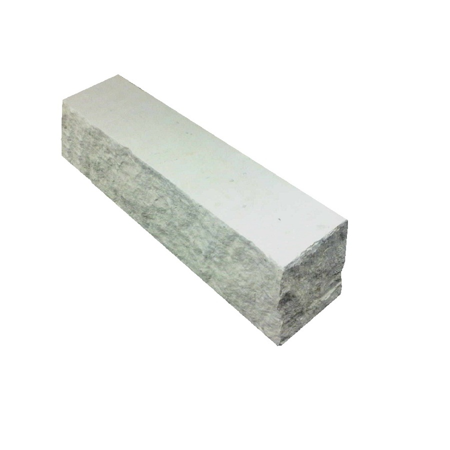 Lowes Lawn Edging: Shop Limestone Chisel Top Natural Edging Stone (Common: 4