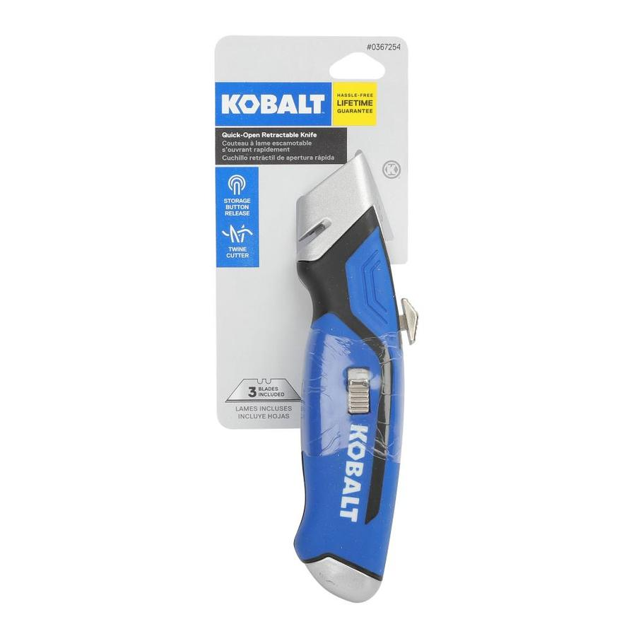 Kobalt 3 Blade Utility Knife At Lowes