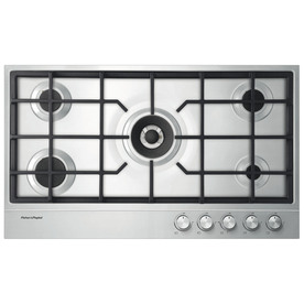 DCS Fisher & Paykel 5-Burner Gas Cooktop (Stainless Steel...