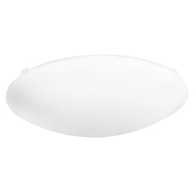 Shop flush mount lights at lowes display product reviews for 12598 in w white led flush mount light energy star aloadofball Choice Image