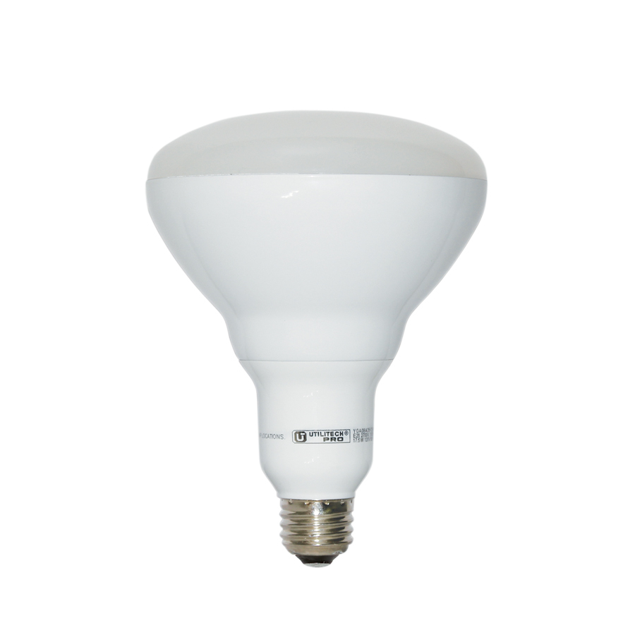 Indoor Led Light Bulbs: Shop Utilitech Pro 3-Pack 12-Watt (65 W Equivalent) Br30