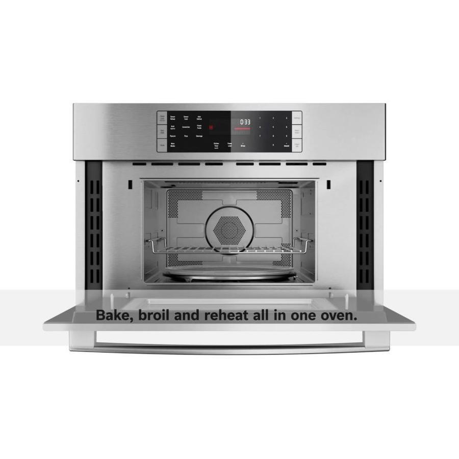 Bosch 500 1 6 Cu Ft Built In Microwave