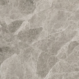 Anatolia Tile Studio Silver Marble Floor and Wall Tile (Common: 12-in x 12-in; Actual: 12-in x 12-in) 20-689