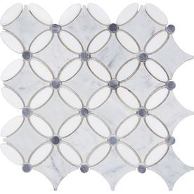 Anatolia Tile Chiaro Rope Composite Border Tile Common 1