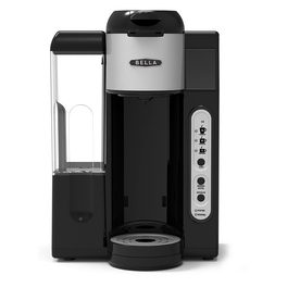 Bella Black Single-Serve Coffee Maker 14644