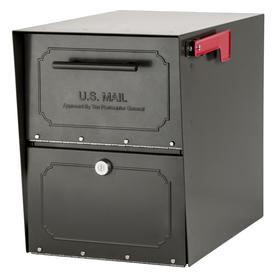Architectural Mailboxes - Oasis Jr 12-In X 15-In Metal Br...