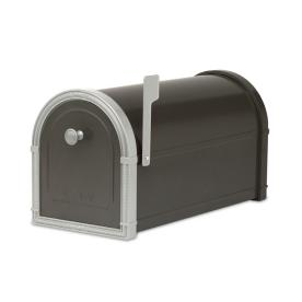 Architectural Mailboxes - Bellevue 10-In X 11.25-In Metal...
