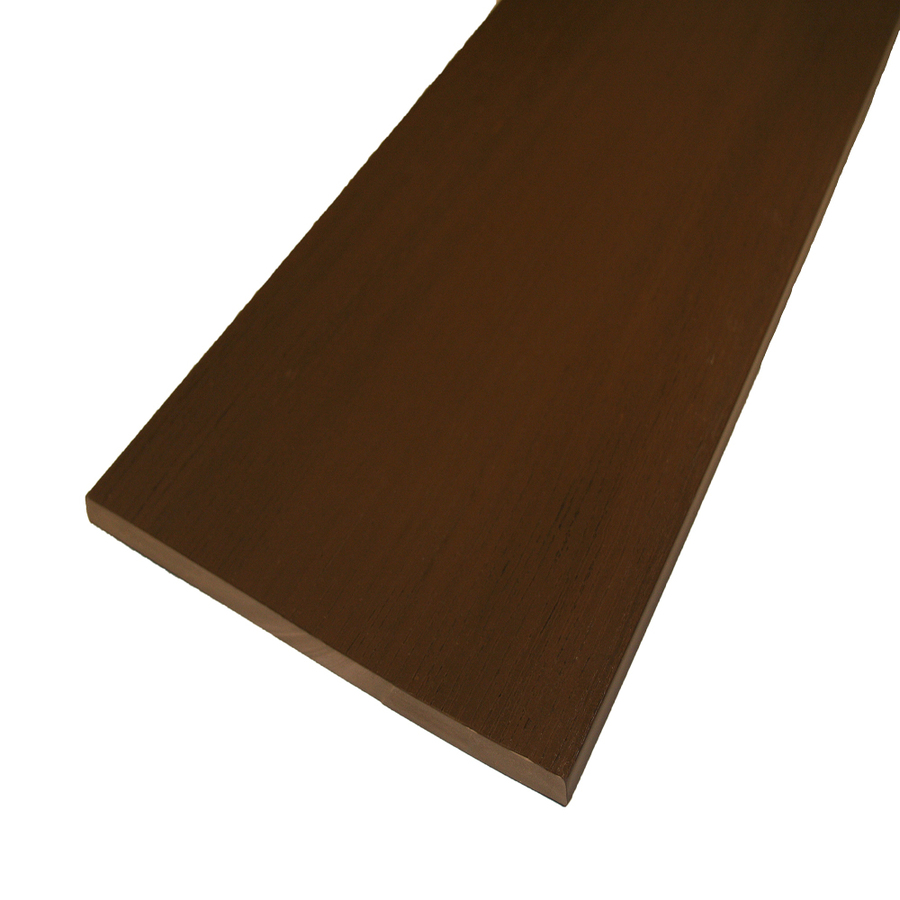 Shop Azek Acacia Composite Deck Trim Board Actual 1 2 In