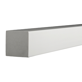 Shop azek 1 5 in x 8 ft interior exterior pvc sill window - Replace exterior window sill nose ...