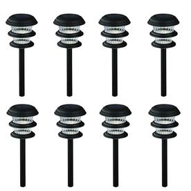 Upc 836071006265 Product Image For Portfolio 8 Pack Black Solar Ed Led Path Lights