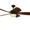 Harbor Breeze Saratoga Oil Rubbed Bronze Ceiling Fan