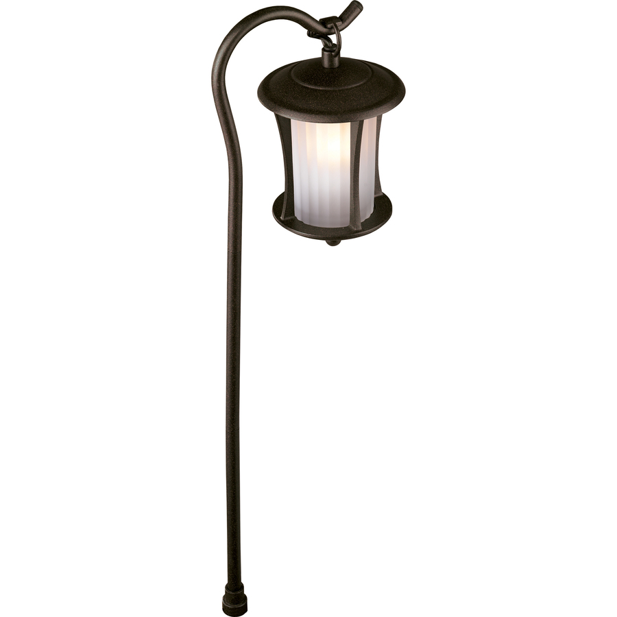 Shop Portfolio Landscape Bronze Low-Voltage Path Light At