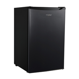 Display Product Reviews For 4 3 Cu Ft Counter Depth Freestanding Compact Refrigerator Black