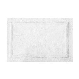 Asheville Organic Cotton Bath Rug Color: White, Size: 17