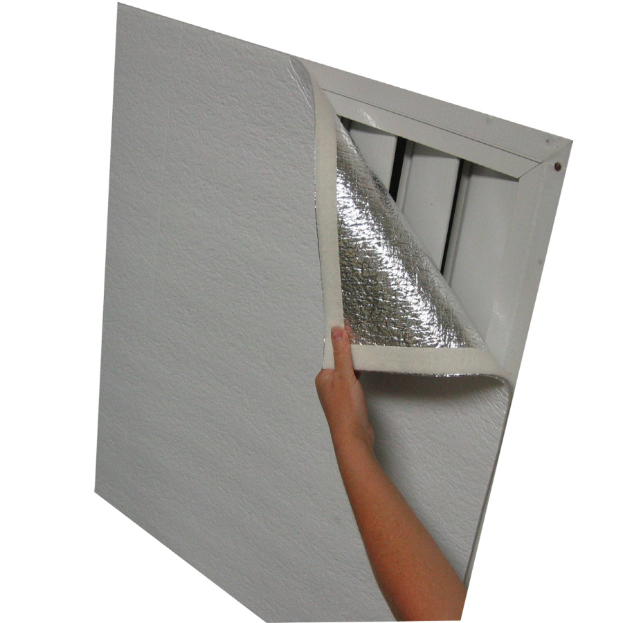 Shop Shuttercover Trim To Fit 48 In Roll Insulation At
