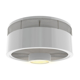 Shop Harbor Breeze Hive Series 18 In White Flush Mount