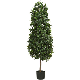 Nearly Natural 60-In Green Silk Tree 5243