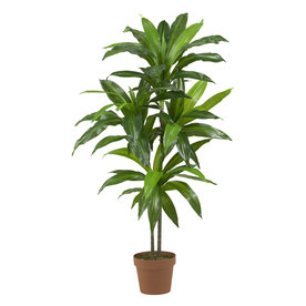 Nearly Natural 43-In Green Silk Tree 6585