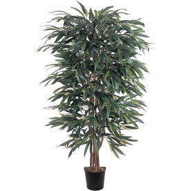 Nearly Natural 60-In Green Silk Tree 5018