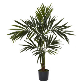 Nearly Natural 60-In Green Silk Tree 5340