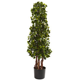 Nearly Natural 42-In Green Silk Tree 5396