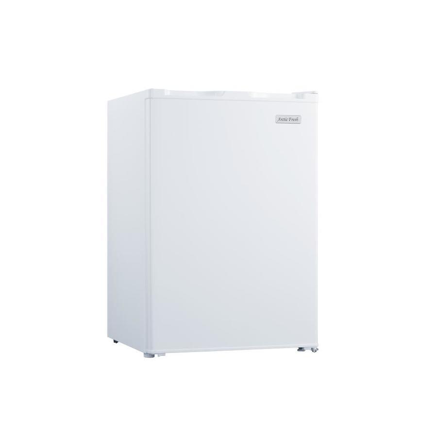 Arctic Fresh 2.7-cu ft Freestanding Mini Fridge (White)   AFH27ARFW