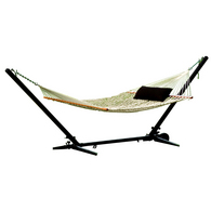 Garden Hammocks From Lowes In Cotton Amp Rope Outdoor Patio