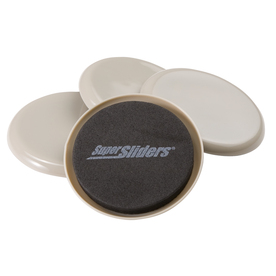 Display Product Reviews For 3 1 2 In Round Reusable Carpet Slider