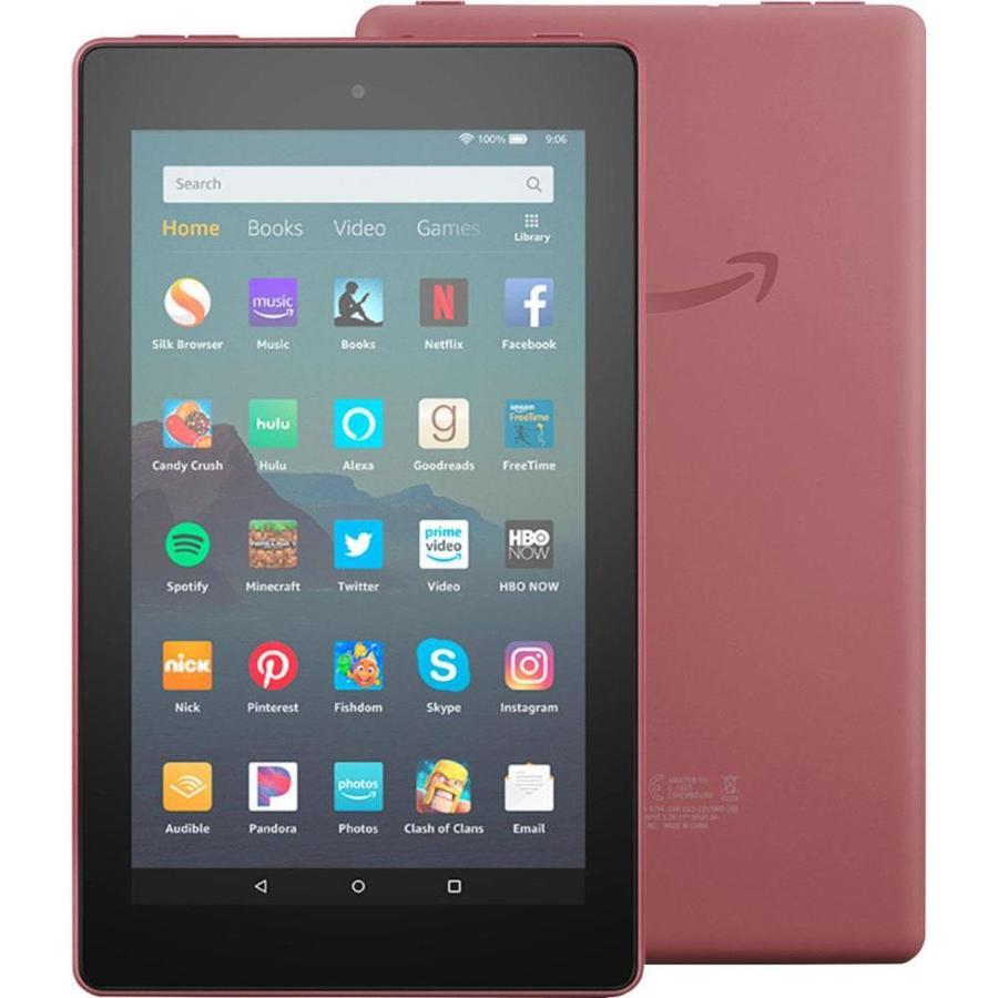 "Amazon Fire 7 Tablet, 7"" Display 32 GB - Plum"