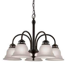 Display Product Reviews For Fallsbrook 5 Light Dark Oil Rubbed Bronze  Chandelier