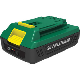 Weed Eater 20-Volt 2-Amp Hours Rechargeable Lithium Ion (...