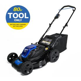 80-volt Brushless Lithium Ion 21-in Cordless Electric Lawn Mower - Kobalt KM 2180B