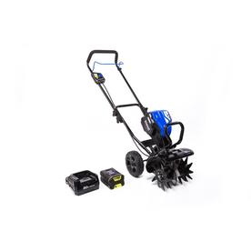 80-Volt Lithium Ion 10-in Cordless Electric Cultivator (Battery Included) - Kobalt KC 2080A-06