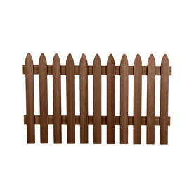 wood picket fence panels. Display Product Reviews For (Actual: 3.25-ft X 5.64-ft) Shades Wood Picket Fence Panels C