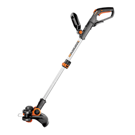 WORX 20-Volt Max 12-In Straight Cordless String Trimmer A...