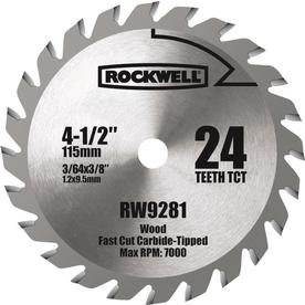 Shop circular saw blades at lowes display product reviews for 4 12 in 24 tooth continuous carbide greentooth Choice Image