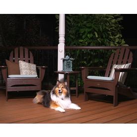 Trex Outdoor Furniture Cape Cod Folding Adirondack Chair Vintage