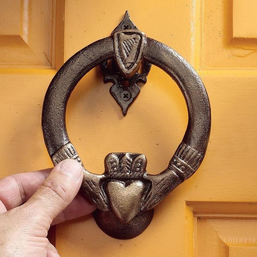 Unique Door Knockers Door Knockers At Lowes Com