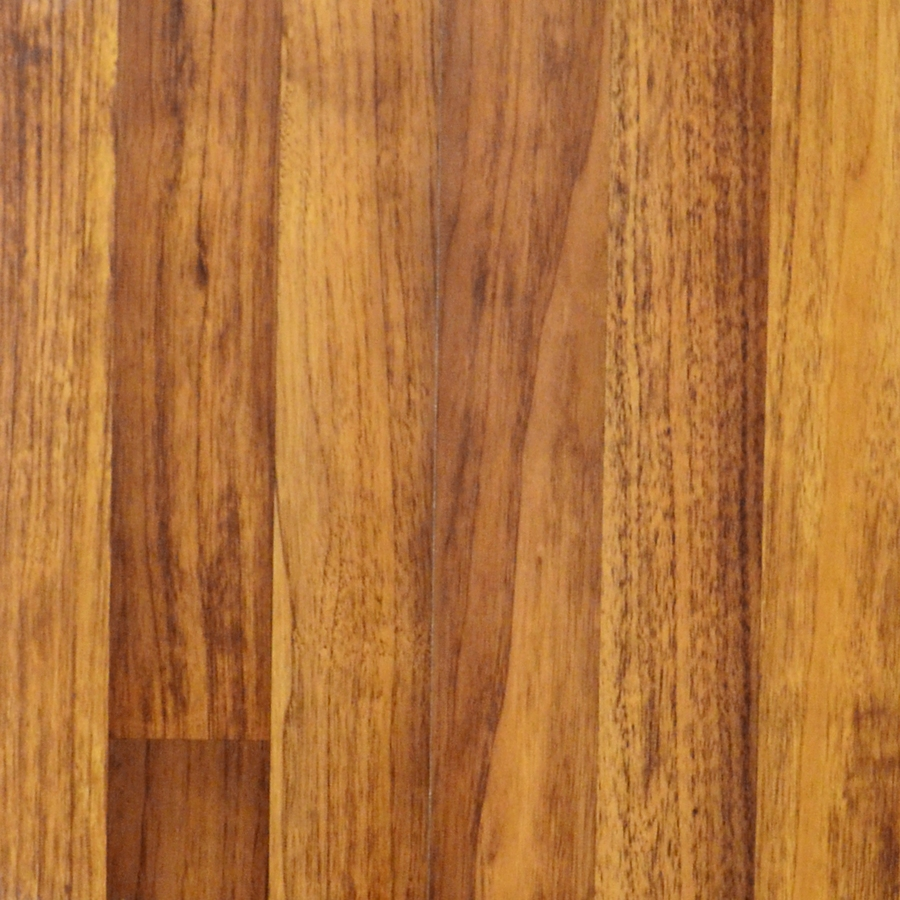 Shop Allen + Roth Embossed Butternut Wood Planks Sample