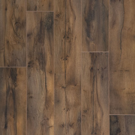 Shop Allen Roth 5 98 In W X 3 95 Ft L Winsome Tanned Yew