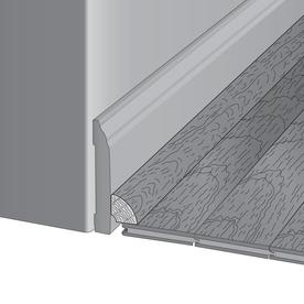 Mullican Hardwood Flooring 0.75-In X 78-In Cappuccino Map...