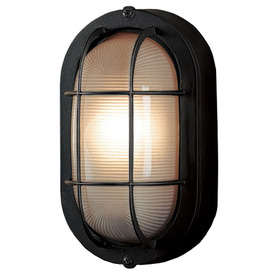 Shop outdoor wall lights at lowes display product reviews for 827 in h sand black outdoor wall light mozeypictures Image collections