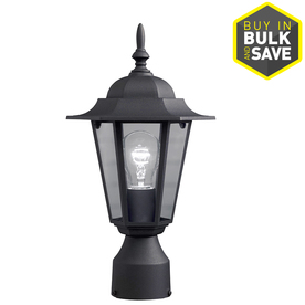 Display Product Reviews For 14 92 In H Sand Black Post Light