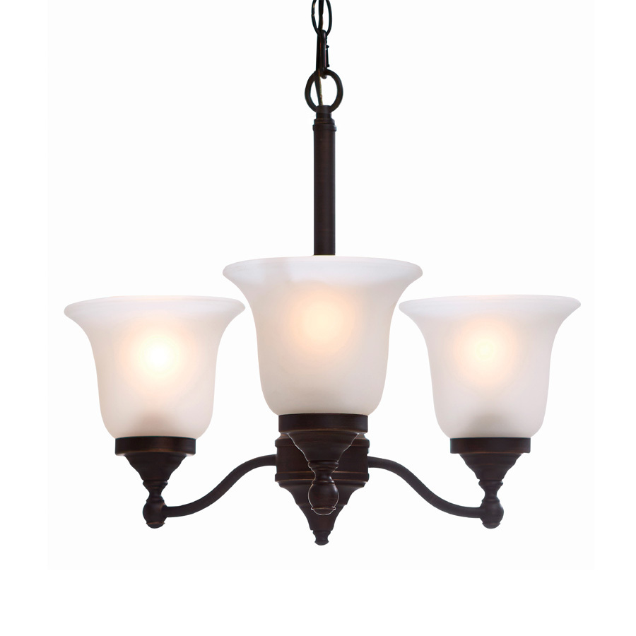 27 in Llana 9 Light Traditional Etched Glass Shaded Chandelier black bronze 34351