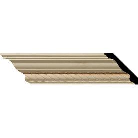 Ekena Millwork 2.28-In X 8-Ft Maple Crown Moulding Mld02x...
